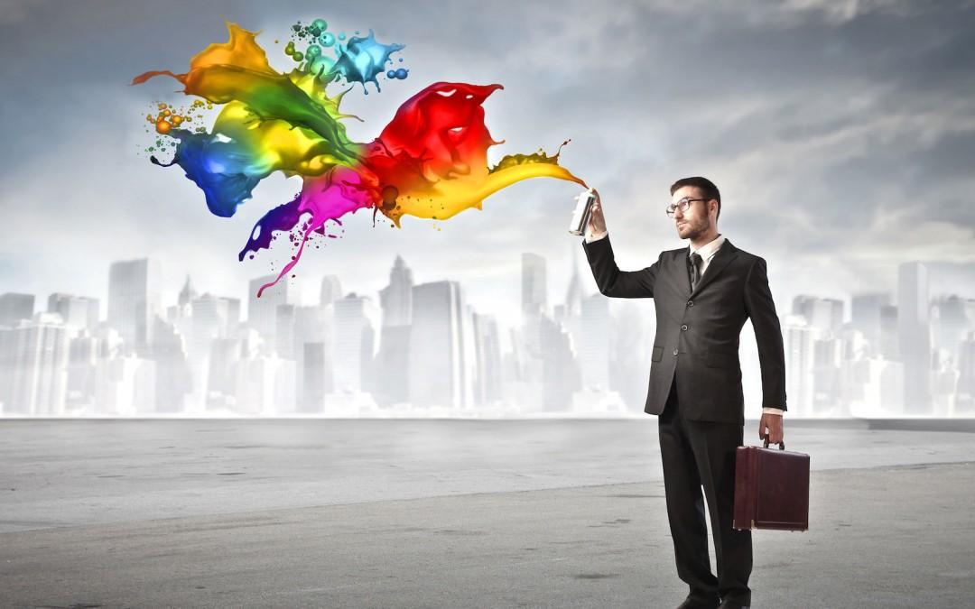Er kreativitet (og vigtigheden af den) en skrøne på arbejdspladsen?